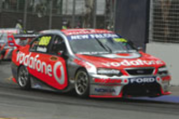 1:18 Classic Carlectable 18358 2008 Caig Lowndes