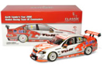 1:18 Classic Carlectable 18353 2008 Garth Tander