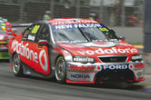 1:18 Classic Carlectable 18359 2008 Jamie Whincup