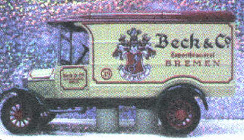 1926 Ford TT Van Becks
