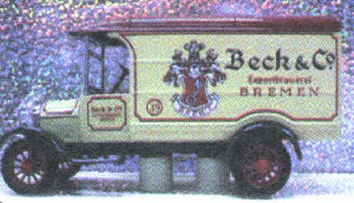 1926 Ford TT Van Becks