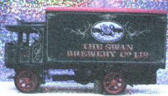 1918 Atkinson Steam Wagon Swan