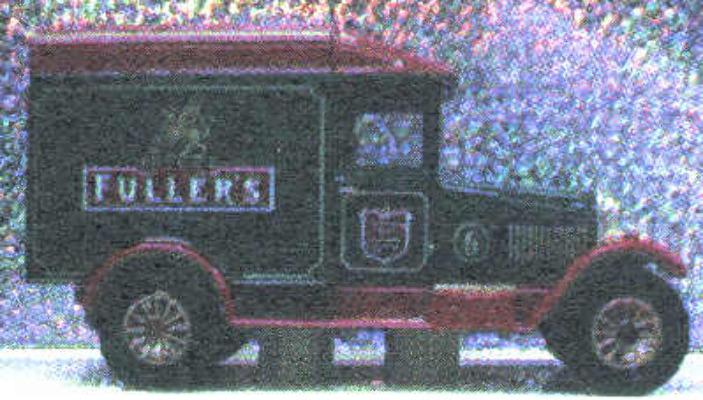 1929 Morris Van Fullers