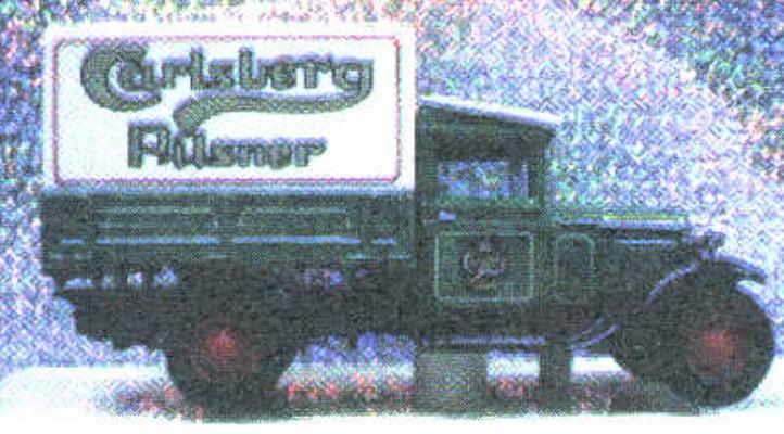1932 Ford AA Truck Carlsberg Pilsner
