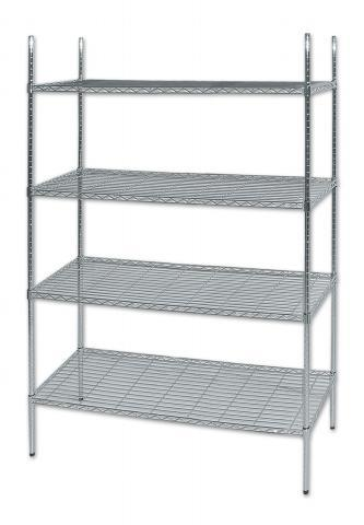 Wire Shelf Unit1500mm HEAVY DUTY  WS1860HD