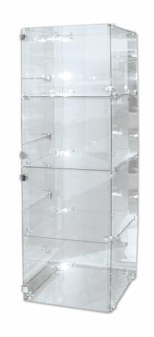 Glass Display 4 CUBE