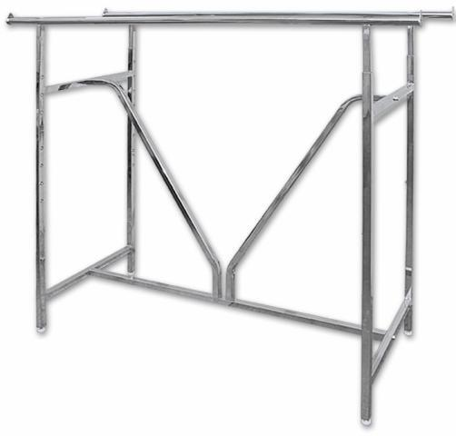 Clothes rack  DOUBLE BAR RACK  K41