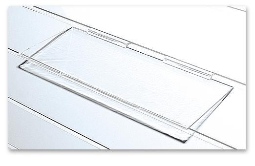 FLAT SHOE SHELF FOR SLATWALL