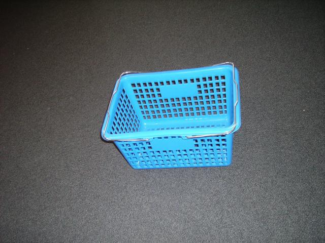 CARRY BASKET BLUE