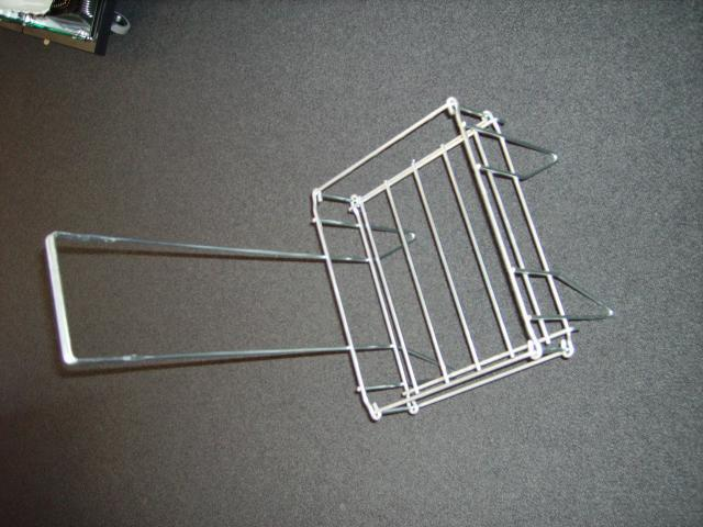 CARRY BASKET STAND