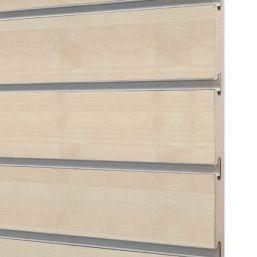 SLAT-PANEL MAPLE 100mm Centres