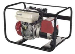Dunlite DGUH3.5S 2   4.4 KVA 3500 Watt Honda Petrol Generator