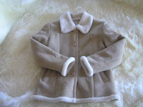 Ladies 4 Button Coat