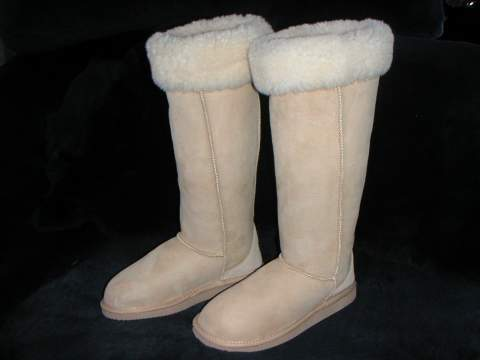 Classic Knee High Ugg Boot (Sand)