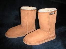 Classic Short Ugg Boot (Chestnut)