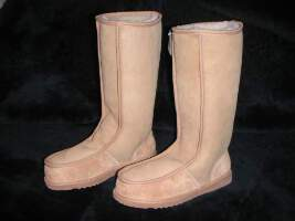 Long Delux Ugg Boot