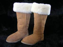 Classic Knee High Ugg Boot (Chestnut)