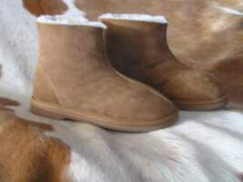 Short Ugg Boot (Chestnut)
