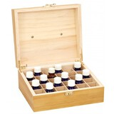 Executive Essential Oil Storage Box - Holds 30 bottles