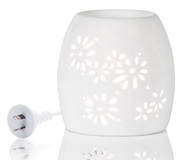 White Multi-Light Vaporizer or Soy Melt - RRP $59.00 - On Special