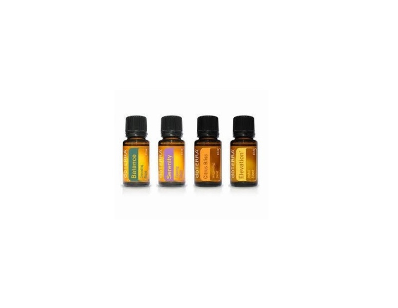 Mood Management Essential Oil Kit