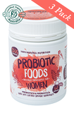 "Probiotic Foods ""Specially for Women"" 150g x 3 ( 180 serves )"