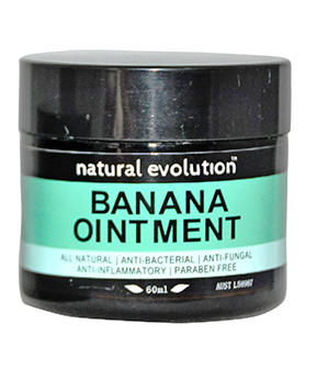 BANANA OINTMENT 60ml $36.95 on SPECIAL