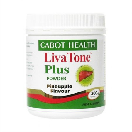 Livatone Plus Powder 200g - WAS $44.95 - ON SPECIAL- 1 left