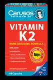Vitamin K2 x 60 gelatin caps
