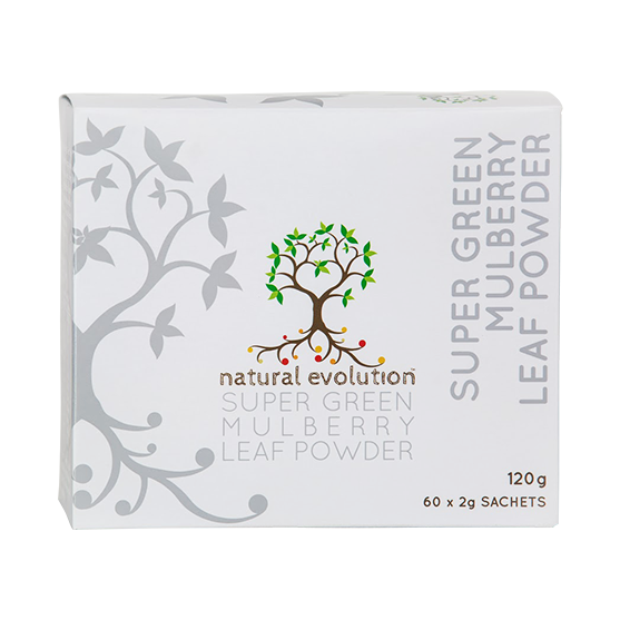 Mulberry Leaf Powder Probiotic  x 60 serves RRP $55.00 - On Special