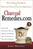Activated Charcoal Remedies Book + FREE 70g Activated Charcoal worth $14.95