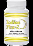 Iodine-Plus 2 Iodine/Iodide Combo x  60 tabs