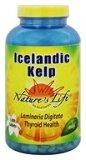 Icelandic Kelp x 1000 Tablets