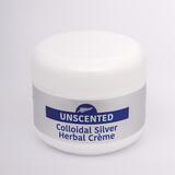 Unscented Colloidal Silver Creme 50g