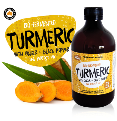Bio-Fermented Turmeric 500ml