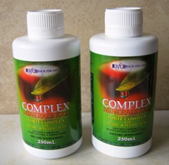 Complex Minerals XXL with Humic & Fulvic Acid 250ml x 2 bottles