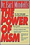 Dr Earl Mindell's the Power of MSM