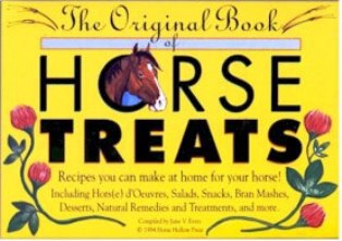 The Original Book of Horse Treats