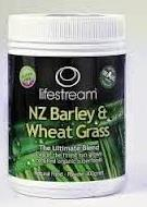 Lifestream Barley & Wheat Grass Blend 300g Powder- WAS $43.95 CLEARANCE SPECIAL