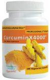 Curcumin 4000 x 180 capsules