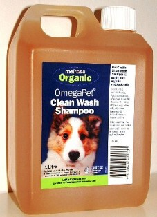 Melrose Pet Shampoo for Dogs 1lt