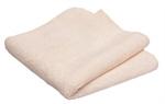 MiSMo Microfibre Face Cloth - Cream Colour