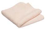MiSMo Microfibre Face Cloth - Cream Colour
