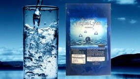 AquaLyte (portable) Water Minerals to do 300ltr - FREE POST AU ONLY - WAS $210 - NEW Reduced price
