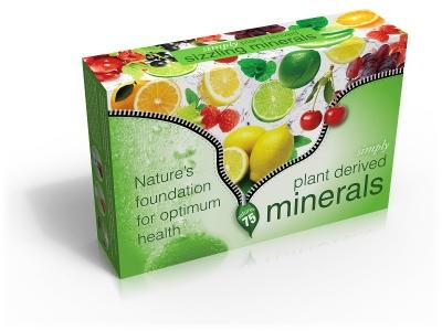 Sizzling Minerals - Natural Flavour - 30 Wafers