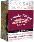 Peruvian Pink Salt - Coarse Grain -  600g