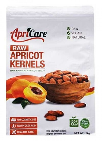 Apricot Kernels 1kg (RRP$54.95 ea) x 2 Bags - *same postage costs as 1Kg*