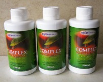 Complex Minerals XXL with Humic & Fulvic Acid 250ml x 3 bottles