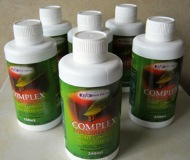Complex Minerals XXL with Humic & Fulvic Acid 250ml x 6 bottles - Save on p+p