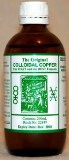 Colloidal Copper 200ml - Natural Copper Mineral Suspended In Distilled Mountain Rainwater